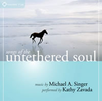 Songs of the Untethered Soul CD cover